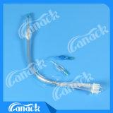 Tubo endobrônquica de duplo lúmen material PVC