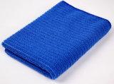 고품질 Microfiber 피복 깨끗한 수건을 두껍게 하십시오 (부엌 또는 차 청소 또는 가정 청소를 위해)