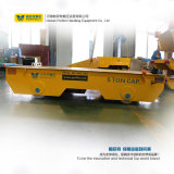 Carro sin rieles motorizado uso de la industria pesada con el dispositivo de VFD
