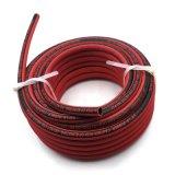 Mangueira de ar vermelha de borracha da qualidade EPDM de Yute boa com ISO