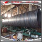 API 5Lの螺線形の溶接された鋼管