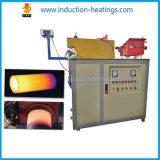 Four automatique de pièce forgéee de barre par induction de certificat de GV de machine économiseuse d'énergie de chauffage