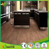 Étage d'intérieur de système de cliquetis d'utilisation de configuration en bois décorative commerciale de PVC