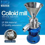 Moinho coloidal vertical de aço inoxidável para gelatina