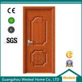 Placage en bois acajou de haute qualité pour les maisons de porte