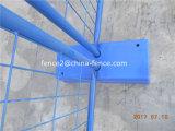 A cerca provisória padrão australiana do engranzamento de fio de aço segue a As4687-2100mm X 2400mm (XMM-TF11)