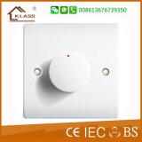 commutateur électrique de mur de régulateur d'éclairage du pouvoir 220V pour la maison