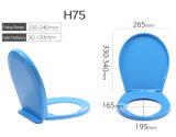 Tampa de assento do toalete do bebê da criança da cor H-75