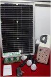 30W portables se dirigen el sistema eléctrico solar con 2 años de garantía