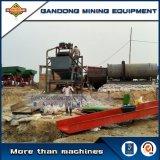 Hoher Wiederanlauf-Goldförderung-Pflanzen-Schwerkraft-Produktionszweig