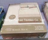 Fabbrica all'ingrosso poli/re stabilito imbottente Size della copertina della base dell'assestamento moderno del copriletto del tessuto materiale del cotone