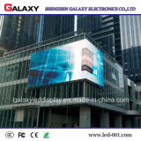 Pared video al aire libre fija P4/P6/P8/P10/P16 de la visualización de pantalla del LED