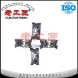 Rouleau de guide de câblage de carbure de tungstène pour l'industrie textile