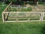 Red de las aves de corral del PVC/acoplamiento del pollo/acoplamiento de alambre hexagonal