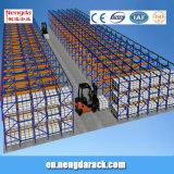 Metal Drive-in Rack com 1500 kg de capacidade de carga