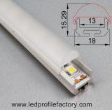 4224highquality het Profiel van het LEIDENE Aluminium van de Uitdrijving voor het LEIDENE Licht van de Strook