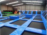 Оборудование спортивной площадки Trampoline детей крытое (YL-BC007)