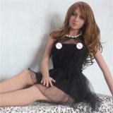 Muñecas realistas del sexo del juguete de la muñeca del pecho del sexo del silicón lleno grande adulto de la muñeca el 158cm