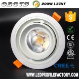 vatio LED Downlight de la modificación 12 de 030td LED Downlight