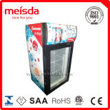 Porta de vidro Mini Sorvete freezer