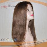 Женщины способа граници PU замыкают накоротко парик (PPG-l-0341)