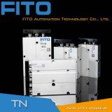 Cilindro di alluminio di modello dell'aria di Airtac Cylinder/Tn di serie pneumatica di risparmio Labor