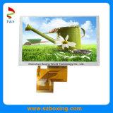 5.0 pantalla de la pulgada 800*480p TFT LCD con el brillo 400