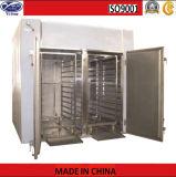 Forno de secagem universal de ar quente dos gêneros alimentícios