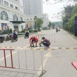 Bosse en caoutchouc de vitesse de sécurité routière de circulation du Vietnam