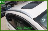Het zilveren Spoor van het Rek van de Bagage van het Dak voor Honda CRV van 2012+