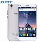 Cubot Manitoのアンドロイド6.0のMtk6737クォードのコアSmartphone 5.0のインチ3GBのRAM 16GB ROMの携帯電話4G Lte 2350mAhのスマートな電話白カラー