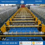 Materiais de construção Rolling Mills Folhas de telhado que formam a máquina Equador Mercado