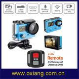 2017 Последние действительно 4k действия Ultra HD камера H8r Wireles Vido камеры 170 градусов 16MP водонепроницаемый пульт ДУ WiFi