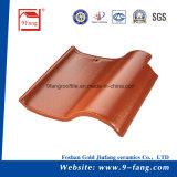плитки крыши строительного материала плитки толя глины 9fang испанские 220*220mm настилая крышу Китай