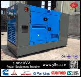 Générateur d'usine d'OEM de Cummins Dcec, groupe électrogène diesel silencieux de 20-1250kw Cummins Denyo