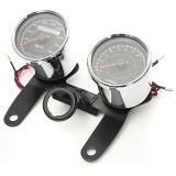 Всеобщий датчик спидометра мотоцикла Tachometer+Odometer СИД
