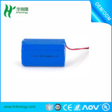 18650 packs batterie 14.8V de Lipo de cellules de 2200mAh 2600mAh