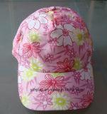 刺繍および印刷のロゴの熱いFooltballの子供の野球帽