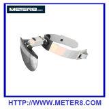 プラスチックフレームが付いているMG81003 LEDのヘッドによって照らされる拡大鏡