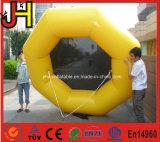 Trampolín inflable de la charca de los trampolines del lago inflable inflable trampoline para el agua