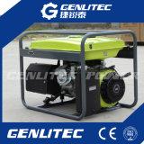 Ensemble de générateur d'essence portatif de 5.5kVA 5kw 5.5kw avec moteur à essence 15HP