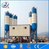 60m3/h Capacité Hzs60 avec le calculateur de contrôle de l'usine de mélange de béton