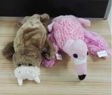 Animal recheadas de pelúcia personalizado fantoche de mão