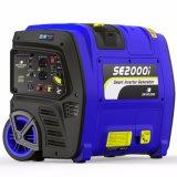 Le populaire conçu générateur à essence (SE2000I)