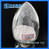 Oxyde het van uitstekende kwaliteit die van het Yttrium van Zeldzame aarden in Fluorescent wordt gebruikt