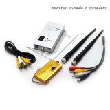 1,2 g Hz 1500MW CCTV de vídeo da câmera sem fio Transmissor Receptor 12CH