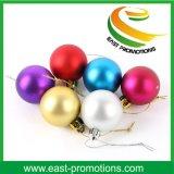 2017 decorazioni dell'interno variopinte di natale della sfera per l'albero di Natale
