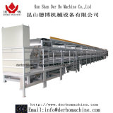 Broyeur de refroidissement d'eau pour revêtement en poudre pour ligne de production