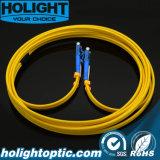 LC aan LC de Optische Kabel van de Vezel