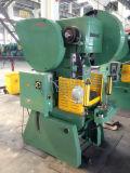 자동적인 공급 기계 J23-16tons를 가진 펀치 기계